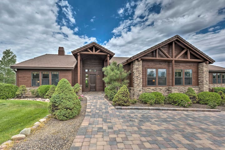 NEW! 2,000 Sq Ft Show Low Home in Torreon Lodges!
