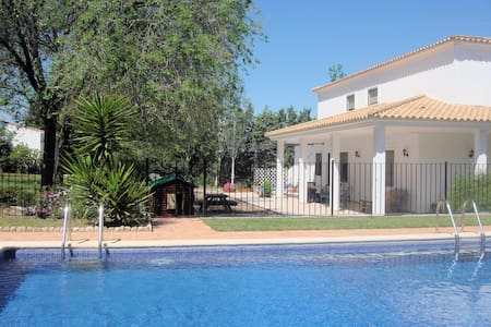 Child Friendly Villa Andalucia Spain - Humilladero - วิลล่า