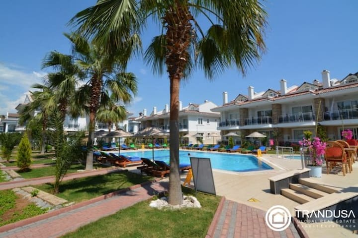 479 Ground floor 2 bed holiday home - Fethiye - Apartamento