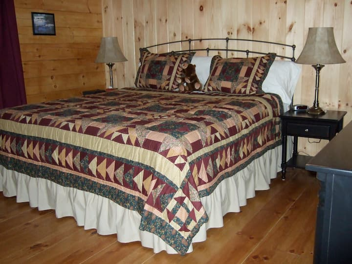 Private Cabin in White Mountains, NH - Cabins for Rent in ...