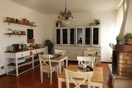 Comoda stanza doppia con bagno privato - Parma