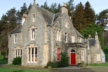 Crubenmore Lodge Scottish Highlands - Newtonmore