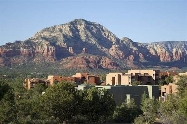 Sedona Summit Resort- Studio