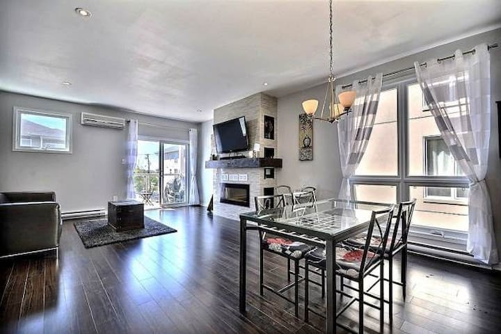 Minutes from Ottawa, steps from the Gatineau Park - Gatineau - Condominium
