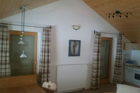 Nice flat in the bavarian forest - Bischofsreut
