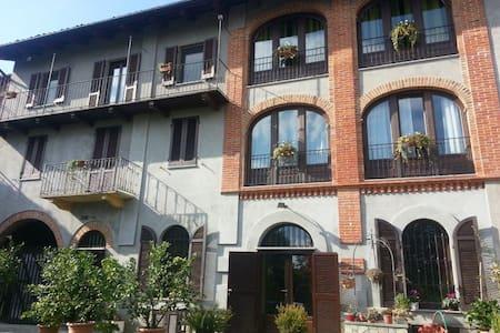 B&B Al Fanfarin Monferrato hills - Cinaglio