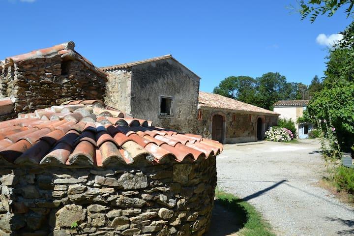 Domaine de Massillargues - Saissac - Maison
