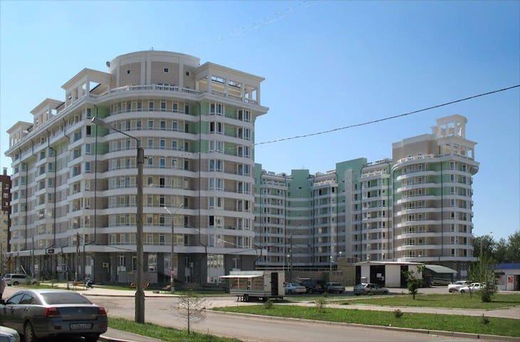 Отличная квартира бизнес класса - Krasnoyarsk - Apartemen
