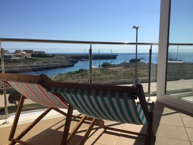 SEA FRONT CHARMING APARTMENT. - Ciutadella de Menorca - Apartament