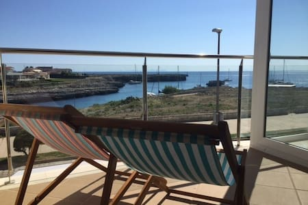 SEA FRONT CHARMING APARTMENT. - Ciutadella de Menorca - Appartement