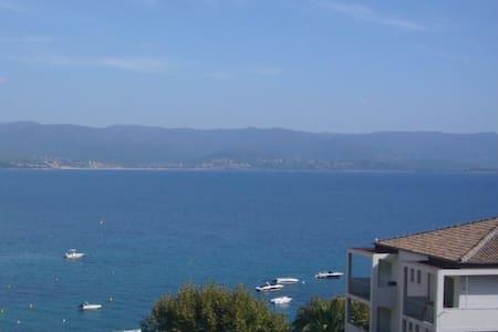 100m de la plage,15mn du vieux port - Ajaccio