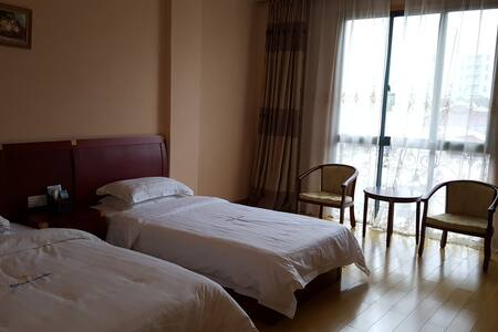 阳澄湖畔精品酒店---七花园亲子房,您全家出游、品蟹度假首选! - Suzhou - Boutique-hotel