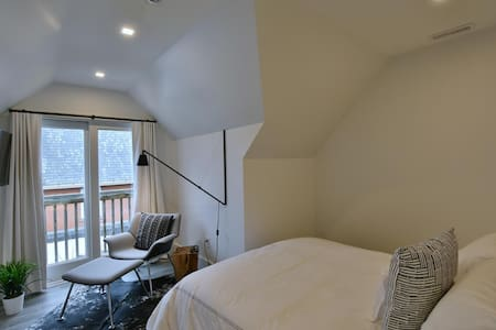Bedroom Sitting Area
