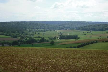 La grange - Saint-Aignan - Haus
