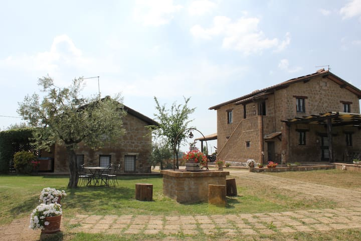 Borgo NociQuerceto, apt. 3 camere - tarano - Daire