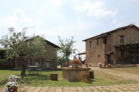 Borgo NociQuerceto, apt. 3 camere - tarano - Apartment