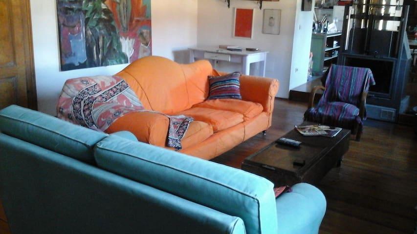 Lake Orta Luxury apartment in Ameno - Ameno - Apartmen