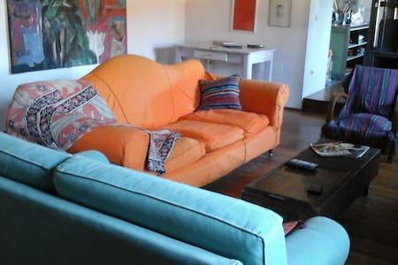 Lake Orta Luxury apartment in Ameno - Ameno - Apartment