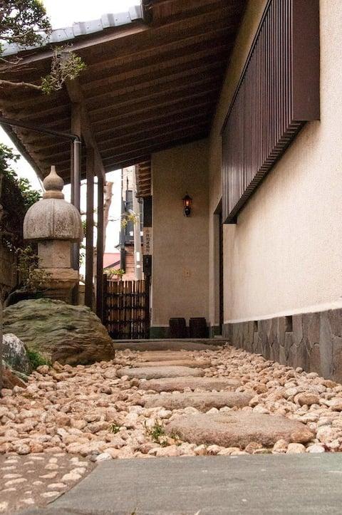 Transitional Japanese house