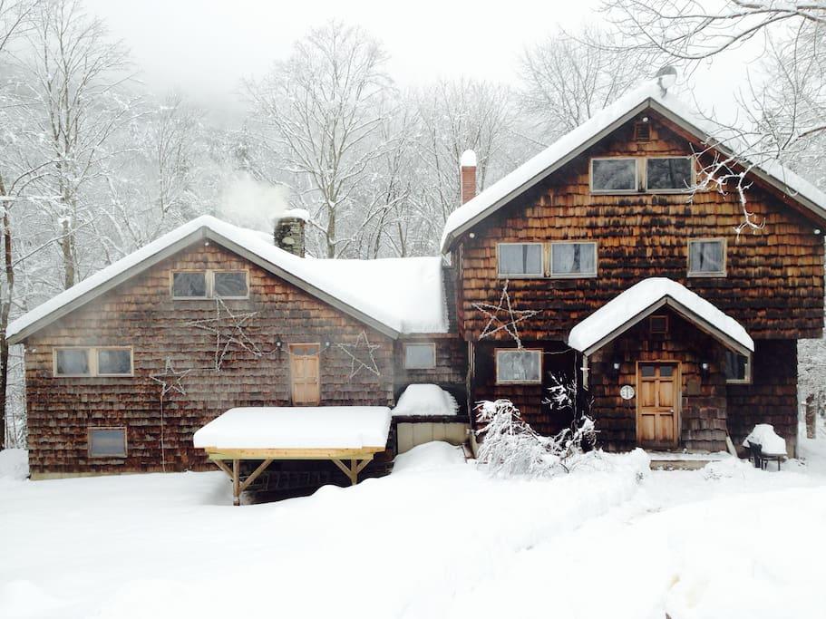 The Warren Falls Inn
