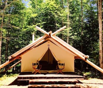 Posh Primitive Luxe Camp Blue Jay - Chestertown