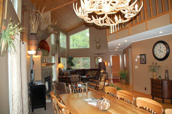 Wildwood Lodge -at Raystown, near Juniata & PSU