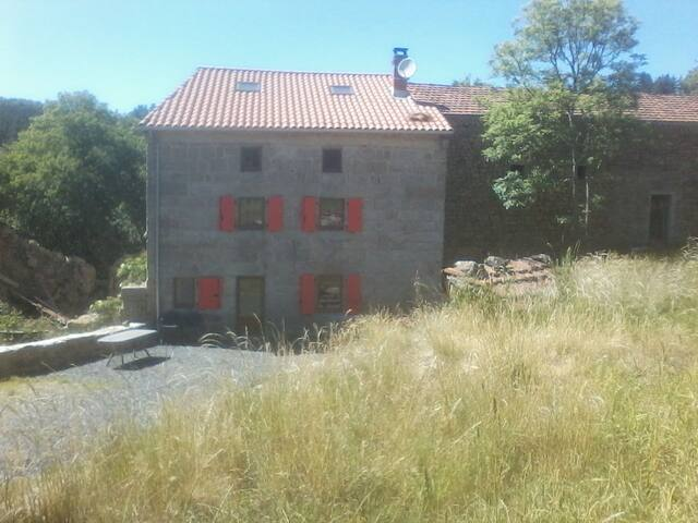 gite rural - Croisances - House