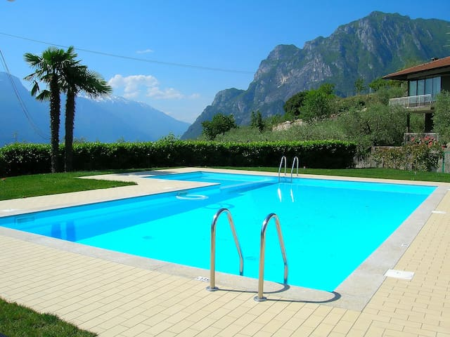 Beautiful apartment in the Paradise of Garda - Cologna - Daire