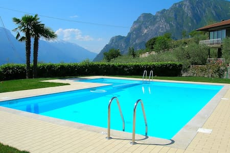 Beautiful apartment in the Paradise of Garda - Cologna - アパート
