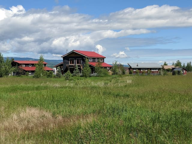 Between JH/Targhee Resorts,  Private Finnish Sauna