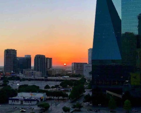 Downtown Dallas condo