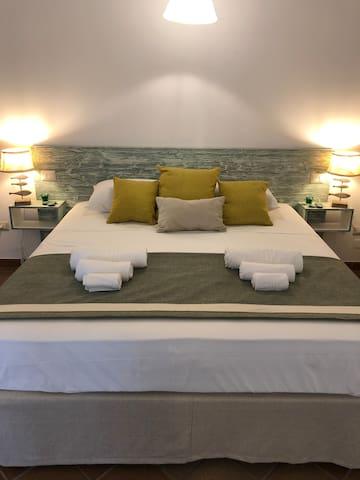 Villa Ceiba - Lime Room