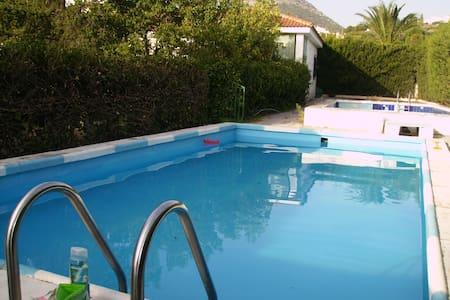 Casita con piscina, minimo 1 semana - Alfacar