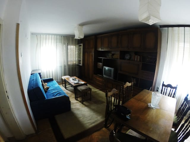 Grandma's apartment - 斯科普里(Skopje) - 公寓