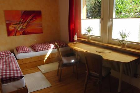 Gästehaus Betz - 2-Bettzimmer - カッセル