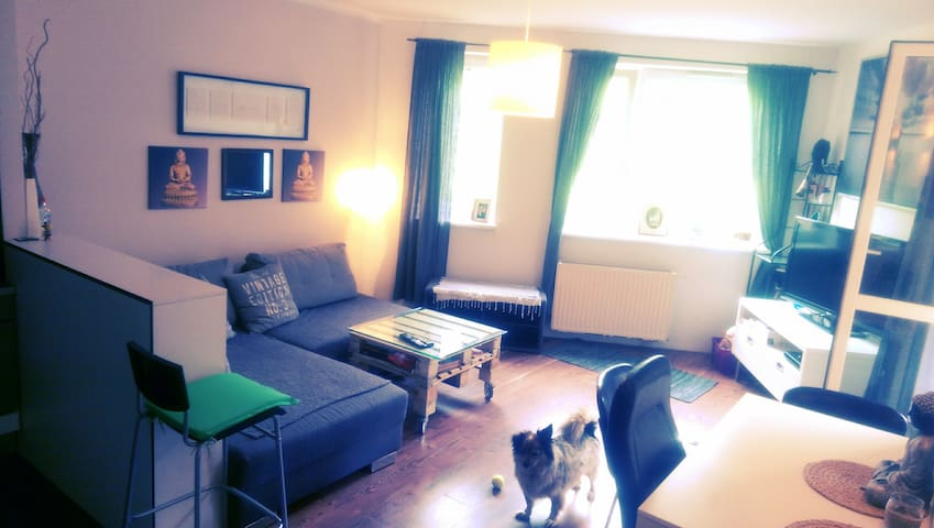 Nice, quiet apartment in Gdynia - Gdynia - Apartemen