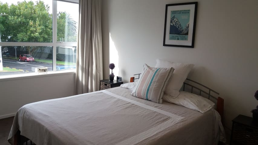 Spacious private room - Grey Lynn Auckland apt - Auckland - Appartement
