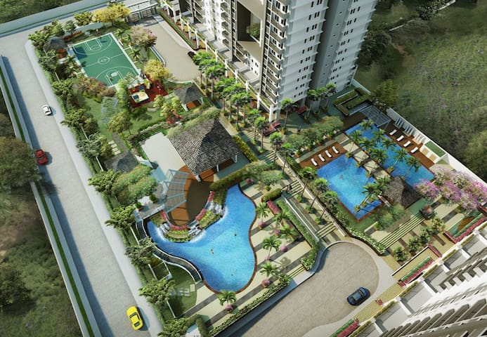 amenities of Flair Towers Condo (picture grabbed from the internet)