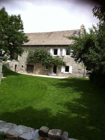 fermette de Mazeirac - Rimeize - House