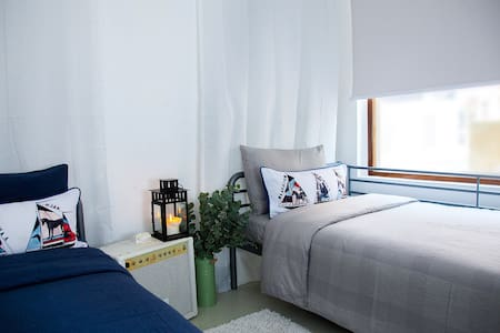 cdk guest room - twin - Hong Kong - Apartment