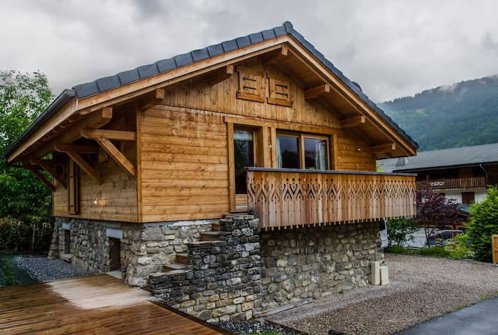 Mountain Xtra Chalet Cristal - Morzine - Huis