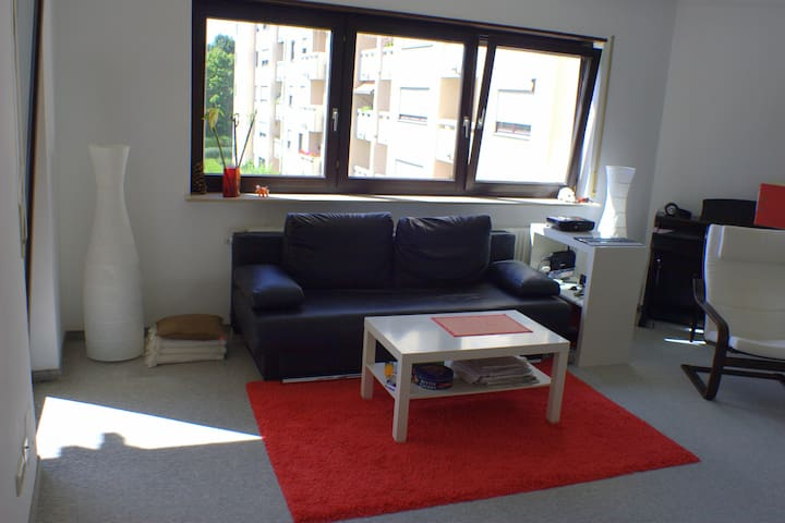 Nice 2 rooms apartment with balcony - Мюнхен - Квартира