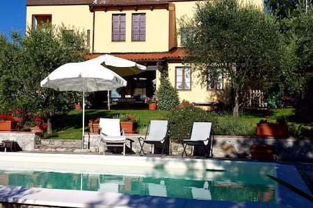 Lucca-B&B beautiful suite in Gualdo - Lucca
