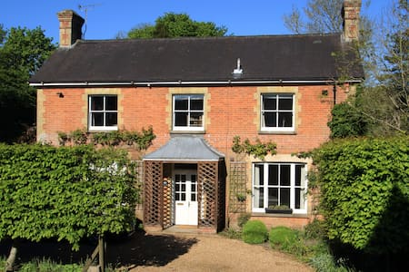 The Brick House, Cheriton - Cheriton - Bed & Breakfast