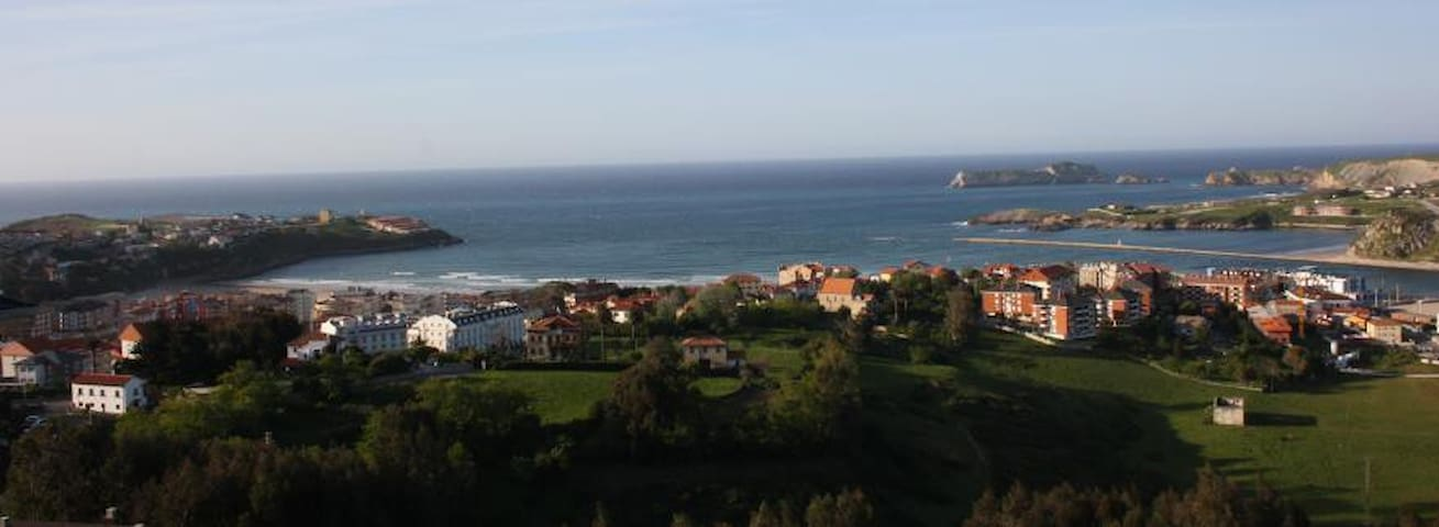 Apartment with stunning views in Suances - Suances - Appartement