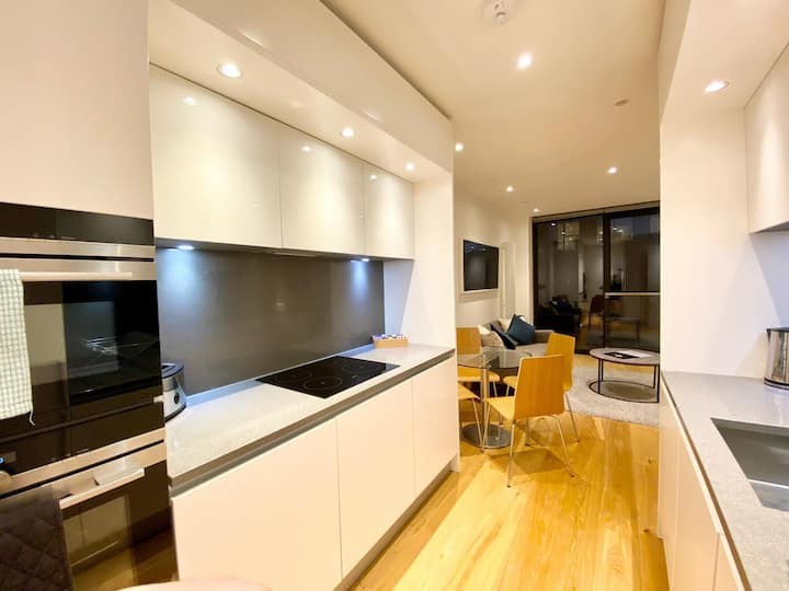 Quartermile one bedroom Executive apartment