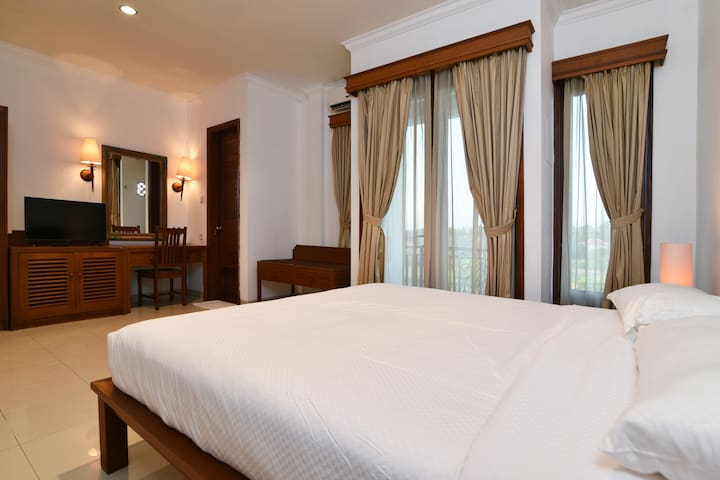 Bsb Hotel - 5mins to Keramas & Saba Beach