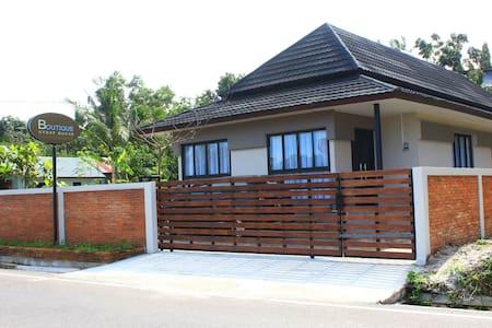 Boutique Guest House di Belitung - House