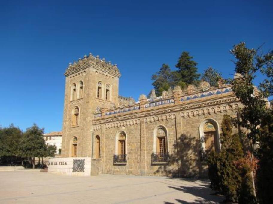 Ayuntamiento de La Pobla de Segur, conjunto modernista