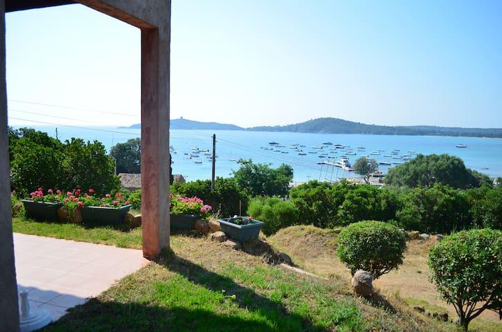 Seaside rental in Pinarellu - Zonza - Casa de camp